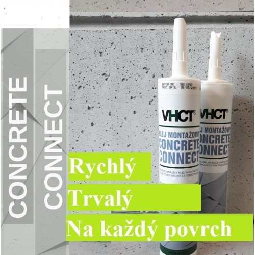 Lepidlo Concrete Connect